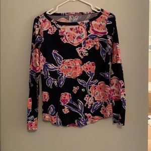 Lilly Pulitzer Long Sleeve Tee